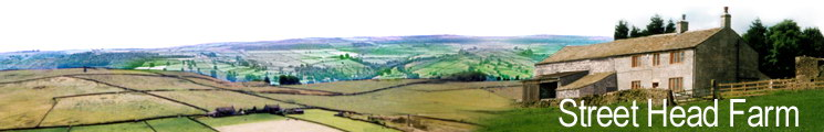 Street Head Farm, Self Catering Farmhouse Accommodation, North Yorkshire UK